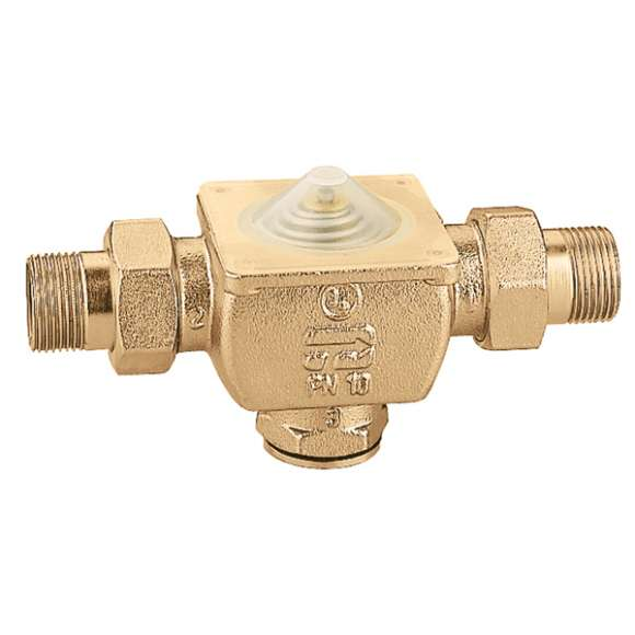 632 - Two-way piston zone valve