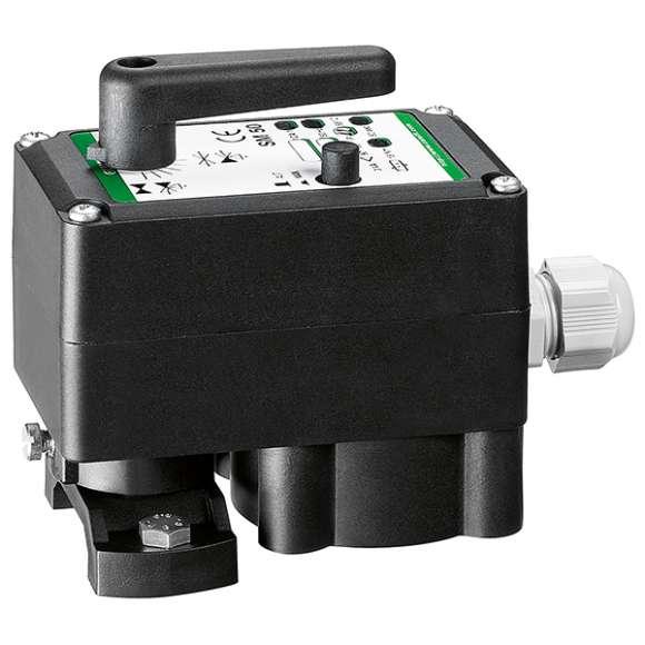 """6370 - Servomotor za mešalne ventile od 3/4"""" do 1 1/2"""". S pomožnim mikrostikalom"""