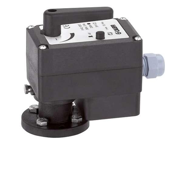 """6370 - Електрозадвижващо устройство за смесителни клапани от 3/4"""" до 1 1/2"""""""