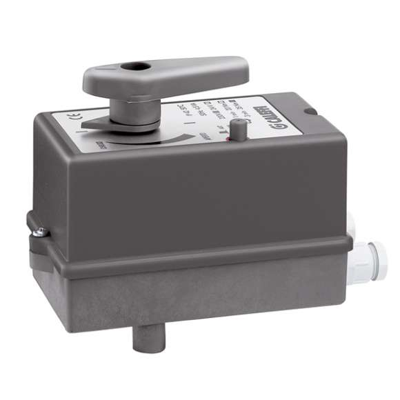 """6370 - Actuator for mixing valves from 2"""" to 5"""" with auxiliary microswitch"""