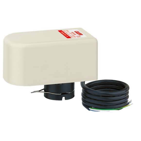 6440 - 3-contact control spare actuator for motorised ball valves with 10 s operating time