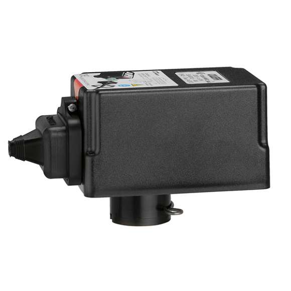 6460 - Actuator for ball zone valves. With auxiliary microswitch