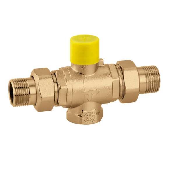 6480 - Tropotni kroglični conski ventil