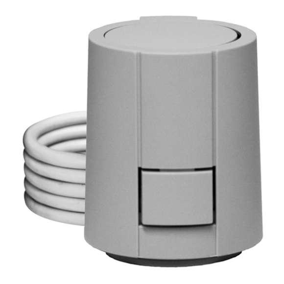 6565 - Comando eletrotérmico para válvula de regulação série 145 FLOWMATIC® e kit série 149