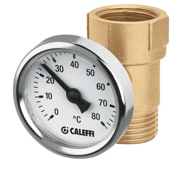 657 - União porta-termómetro