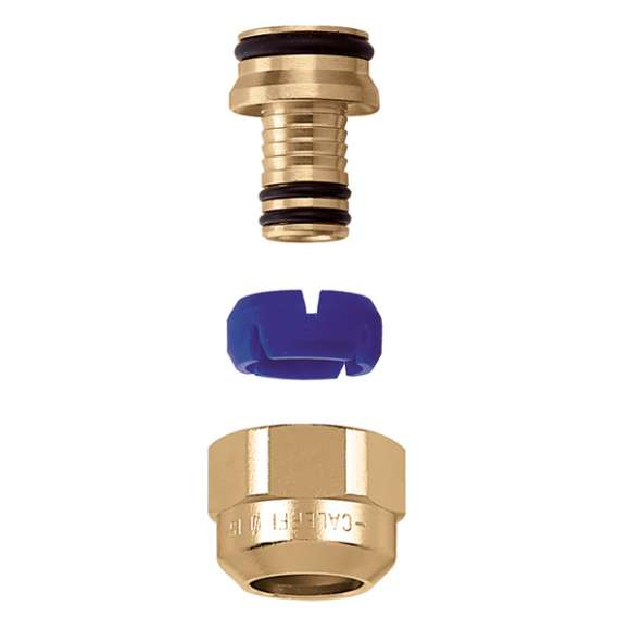 679 - DARCAL. Adaptador para tubagem multicamada para trabalho contínuo a alta temperatura