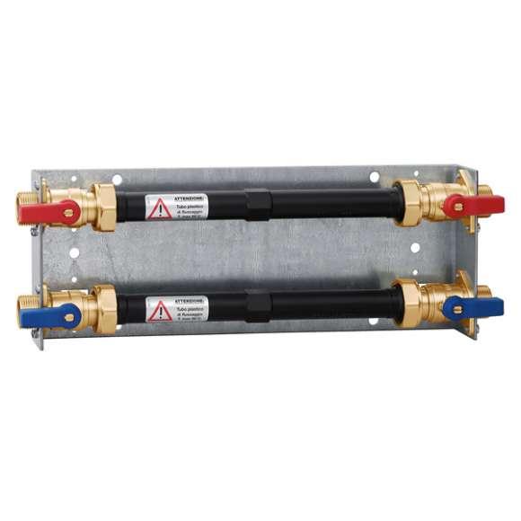 7000 - Galvanized sheet metal mounting bracket for PLURIMOD plumbing module