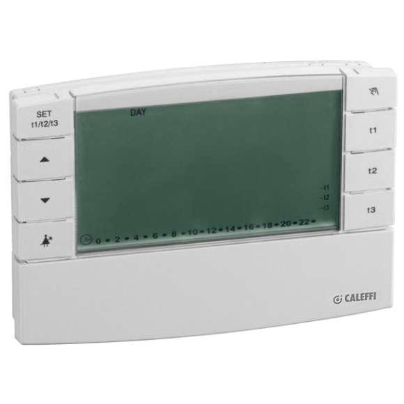 738 - Digitalni tjedni sobni termostat s baterijskim napajanjem