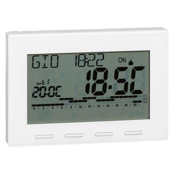 738 - Digitalni časovni termostat z baterijskim napajanjem