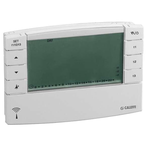 740 - Digitalni nedeljni sobni termostat sa bežičnim odašiljačem