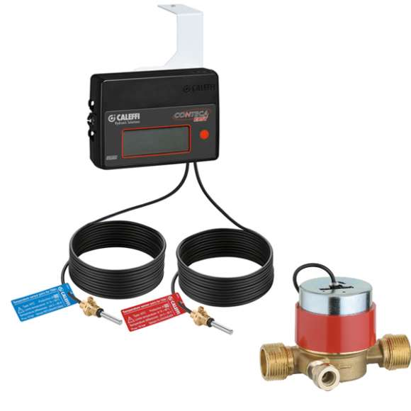 7504 - CONTECA EASY - Direct heat meter for HIU SATK20, SATK30, SATK40, SATK50 series