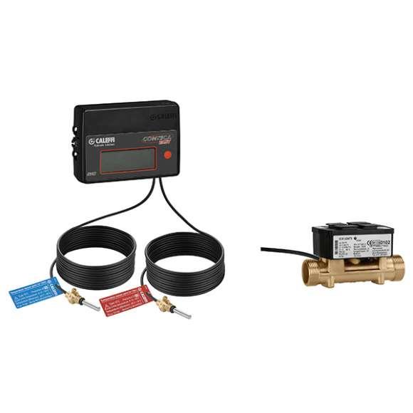 7507 - CONTECA EASY ULTRA - Ultrasonic direct heat meter for modules 7000, 7001, 7002 series