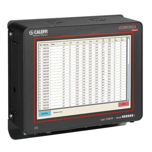 7554 contatore di calore diretto conteca flangiato for Catalogo caleffi 2015