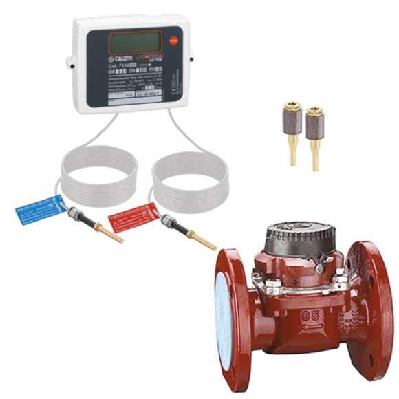 7554 - Contatore di calore diretto CONTECA® - flangiato
