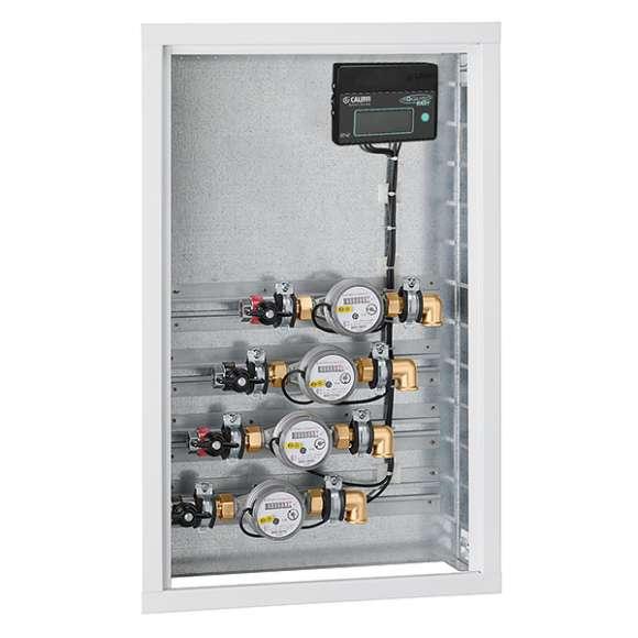 7556 - Cassetta di contenimento stacco acqua sanitaria