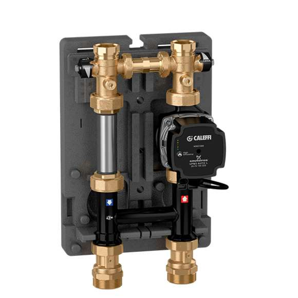 765 - Direct supply unit for heating systems