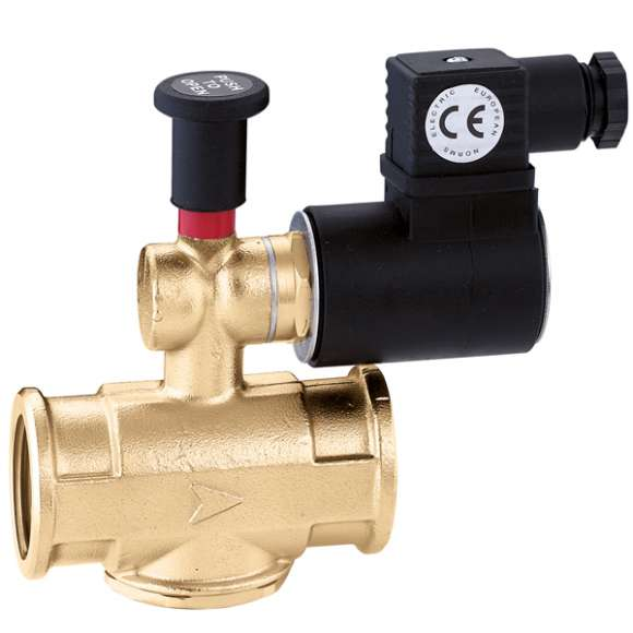 8540 - Elektromagnetni ventil, normalno otvoren