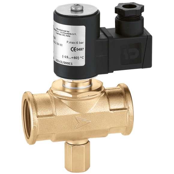 8541 - Elektromagnetni ventil za gas, normalno zatvoren