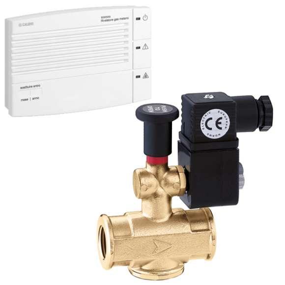 855 - Detektor gasa sa ugrađenim senzorom i relejnim izlazom