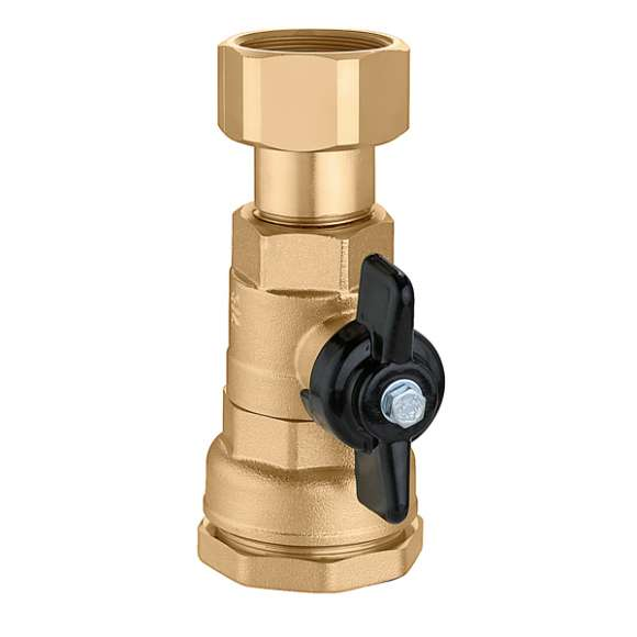 871 vanne d 39 arr t raccord pour tube poly thyl ne - Raccord tube polyethylene eau potable ...