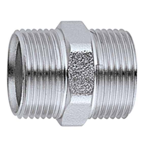 942 raccordo a manicotto per collettori in acciaio for Raccordo in acciaio verticale