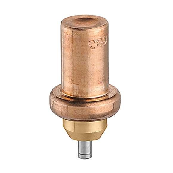 F29633 Termostato di ricambio per valvola anticondensa taratura 45/°C CALEFFI