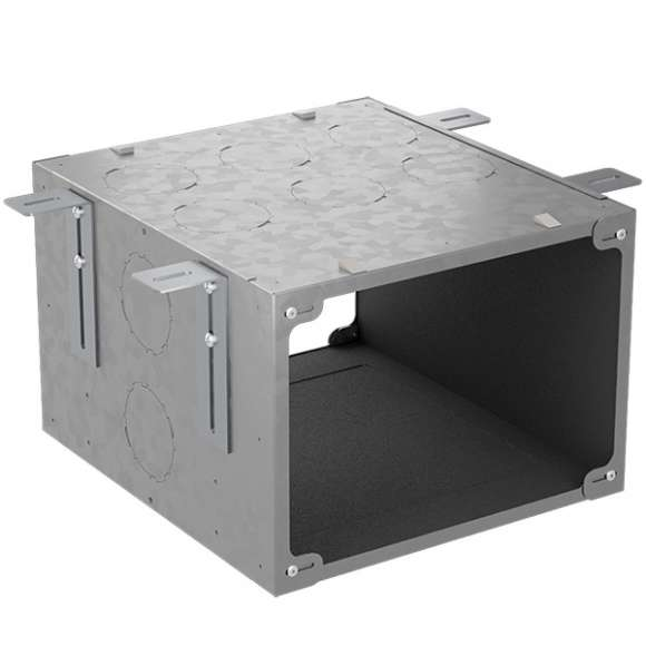 AIR400 - Plenum collassabile componibile con portello di ispezione
