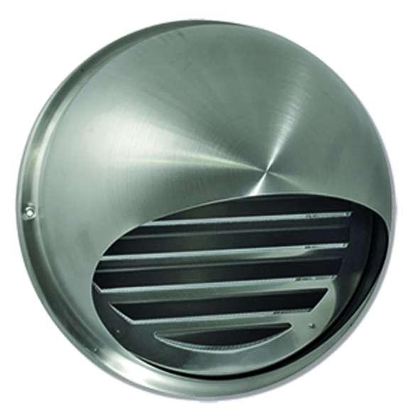 AIR590 - Griglia aria esterna in acciaio inox