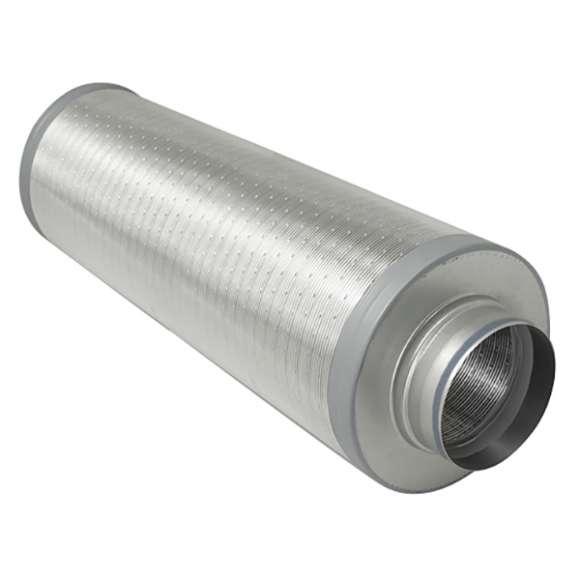 AIR990 - Silenziatore circolare flessibile