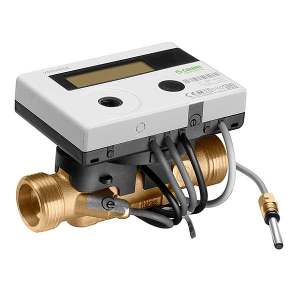 CAL1918 - Compact ultrasonic direct heat meter