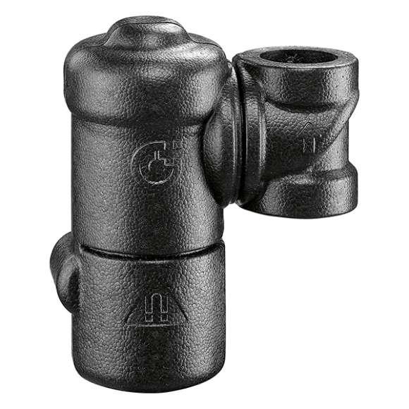CBN5453 - Isolamento para separador de sujidadecom válvulas de interceção série 5453
