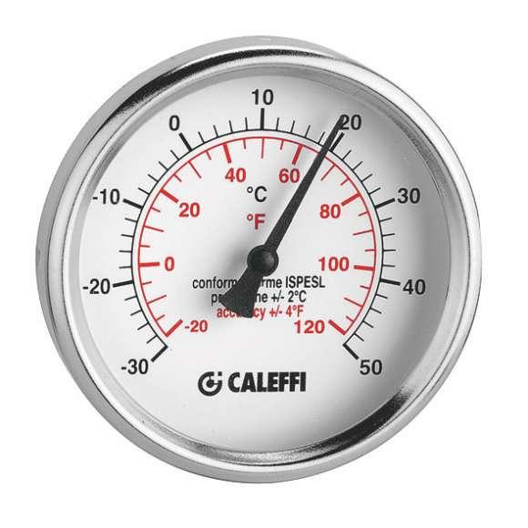 F295 - Dual Scale Temperature Gauge