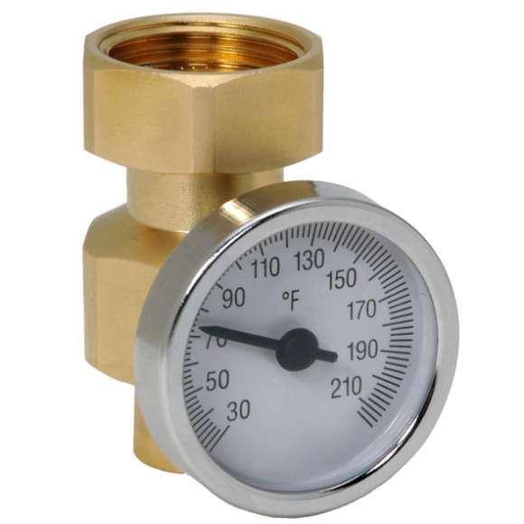 NA10056 - Point of Distribution Mixed Temperature Gauge Adaptor