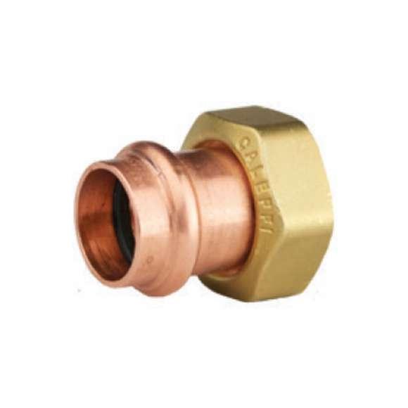 NA162 - Presscon™ Copper Press Tail Piece