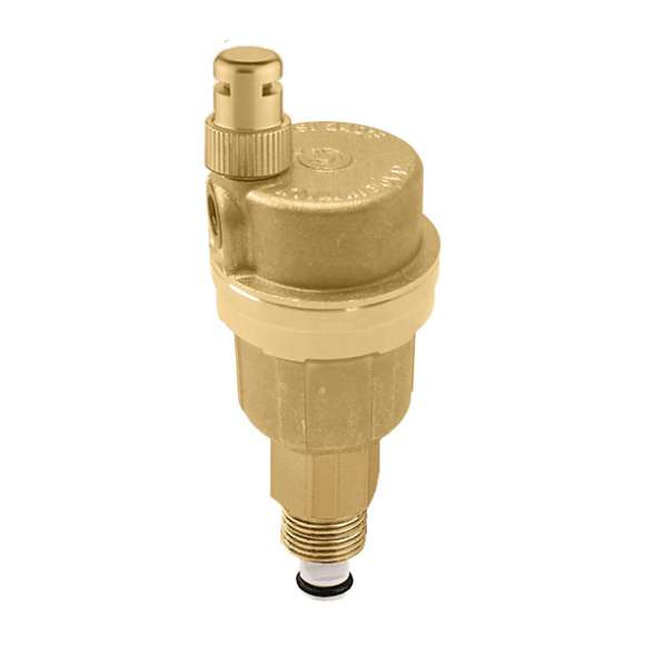 NA5027 - ROBOCAL™ Automatic Air Vent (with service check valve and hygroscopic safety cap)