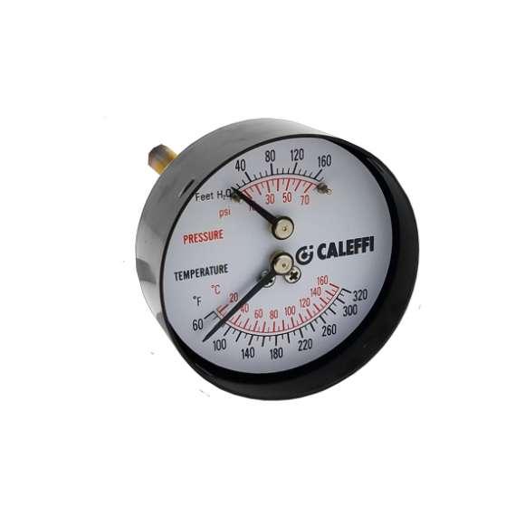 NA503 - Tridicator Dual Pressure / Temperature Gauge