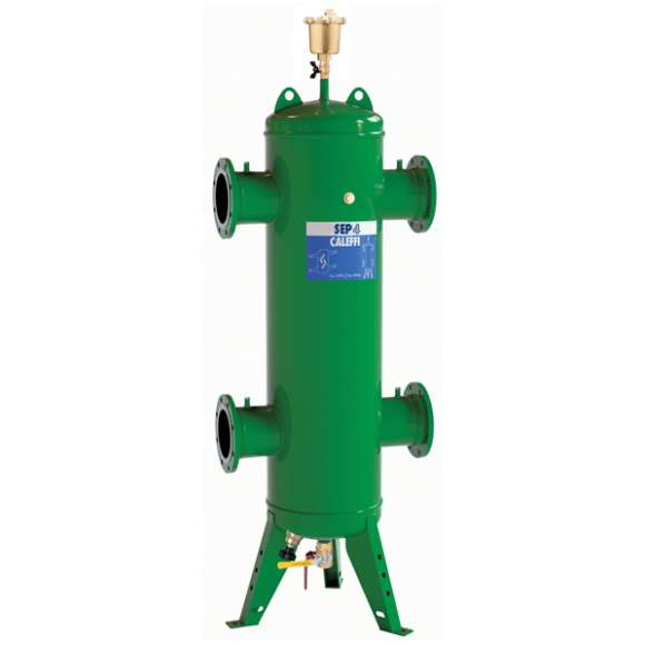 "NA549 - SEP4™ 4-in-1 Magnetic Hydraulic Separators (ANSI flange, 8-14"")"