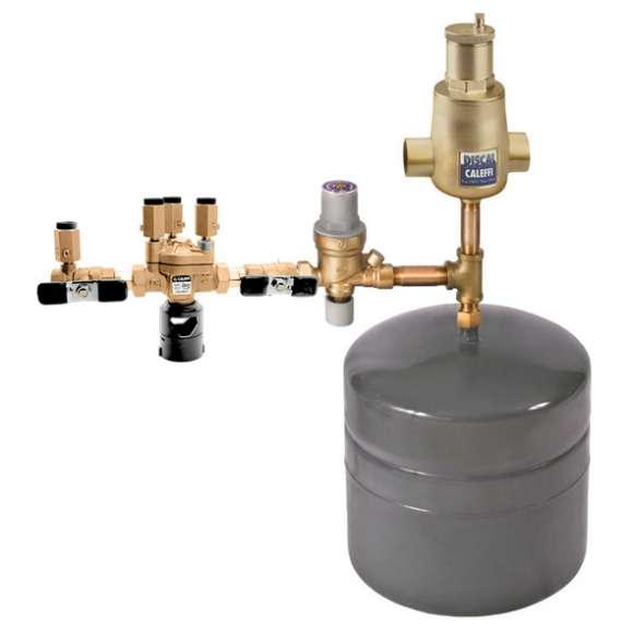 NA553 - Boiler Trim Kits (with RPZ backflow preventer)