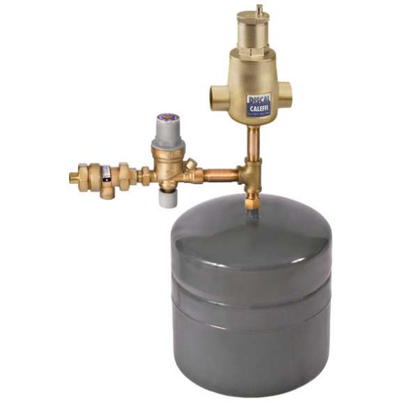 NA553 Boiler Trim Kits (with backflow preventer) | Caleffi USA