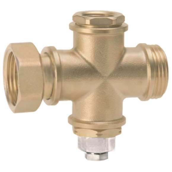 NAC - Brass fittings (cross)
