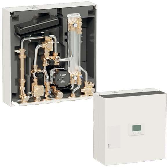 SATK22 - LOW temperature heat interface unit - 50-60 kW