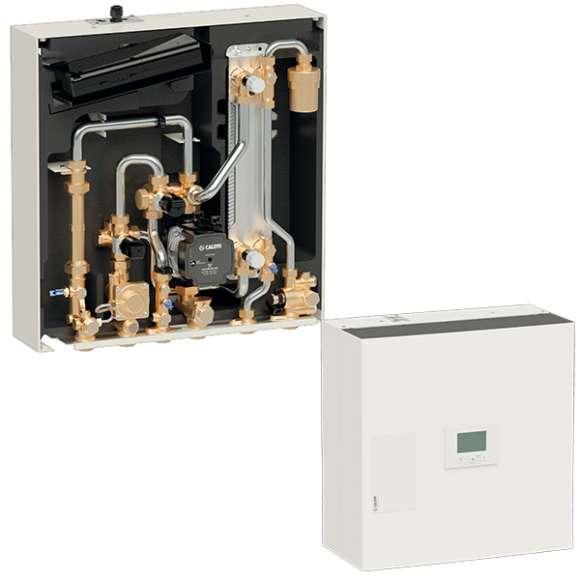 SATK22 - MEDIUM temperature heat interface unit - 50-60 kW