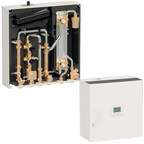 SATK22 -  HIGH temperature heat interface unit - 50-60 kW