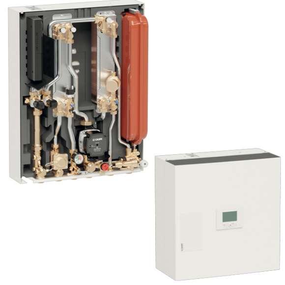 SATK32 - Compact wall mounted indirect heat interface unit. 50-60 kW