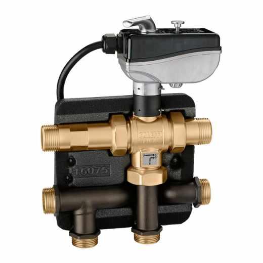 106 - HYBRICAL® - Preklopni set za toplotne pumpe. Sa izolacijom