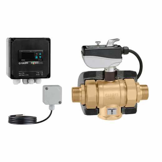 106 - HYBRICAL® - Integraciona jedinica toplotna pumpa - kotao. Sa izolacijom.