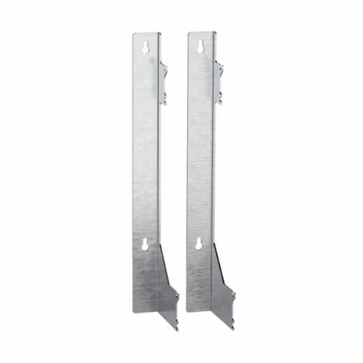110 - Par nosača od nerđajućeg čelika za pričvršćivanje modularnih razdelnika