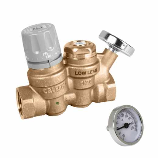 116 - THERMOSETTER™ Thermal Balancing Valve (thermal disinfection)