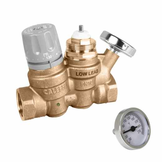 116 - THERMOSETTER™ Thermal Balancing Valve (thermal disinfection using actuator)