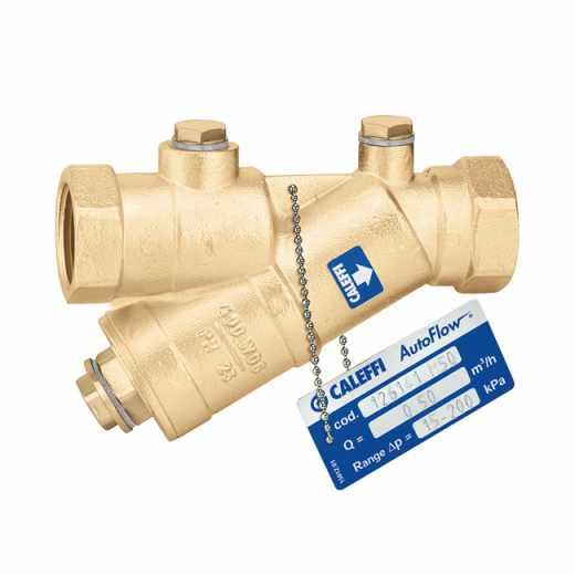 126  - AUTOFLOW® - Automatski regulator protoka sa uloškom od polimera
